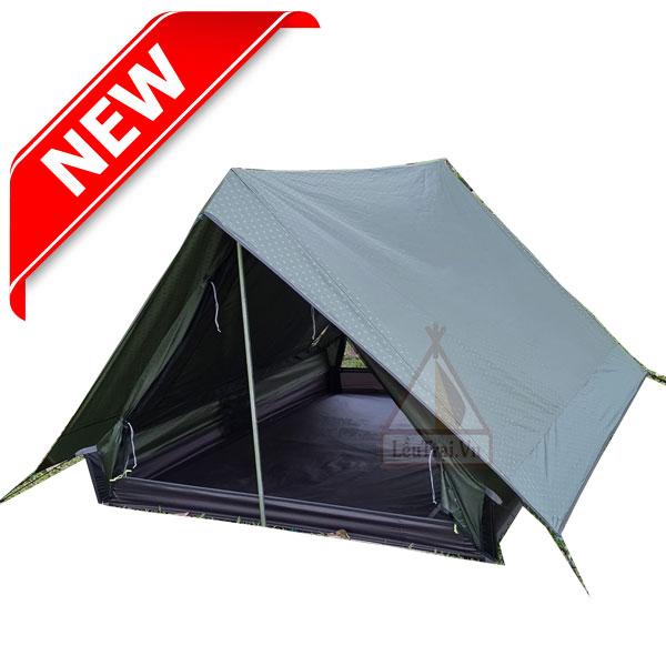 Cho Thuê Lều 4 Người Vintage Mẫu 2021