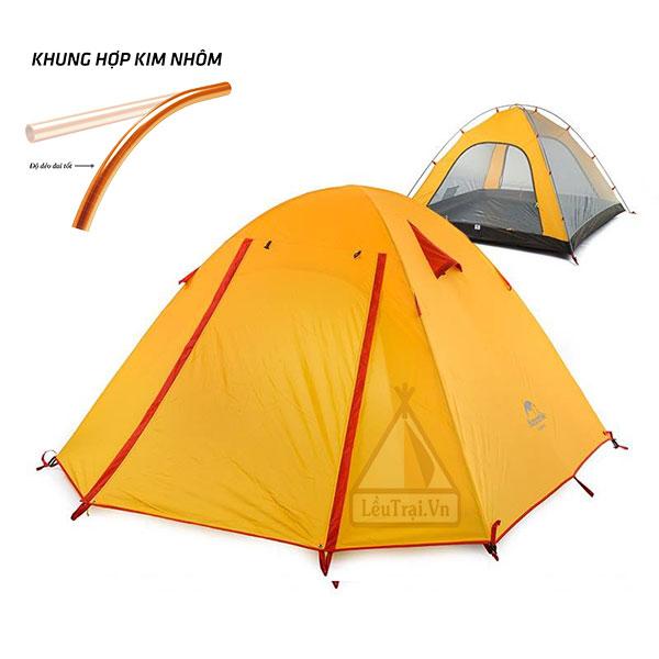 Cho Thuê Lều Cắm Trại 4 Người NatureHike