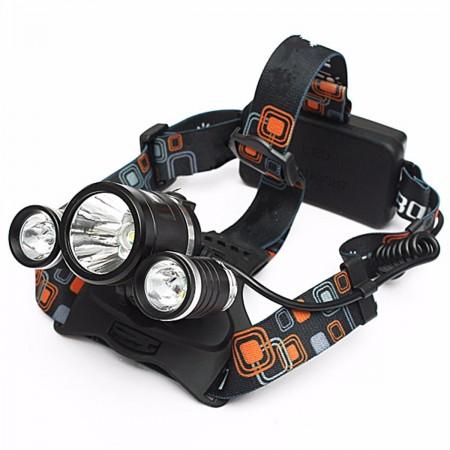 Đèn Pin Đội Đầu Siêu Sáng T6