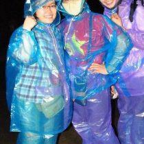 Áo mưa Nylông